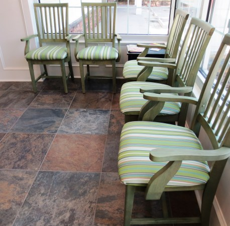 Doctors Office Waiting Room Chairs