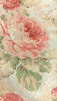 Hazel Faded Rose Fabric