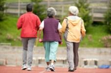 Walking for Optimum Fitness