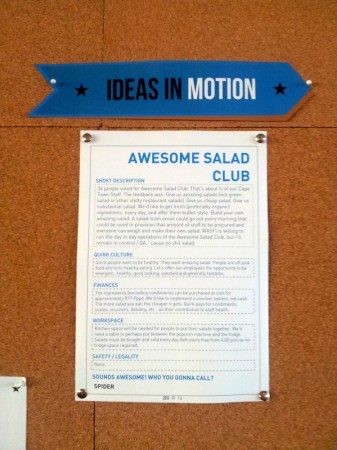 Ideas In Motion