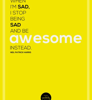 #23: Be Awesome Instead - NPH