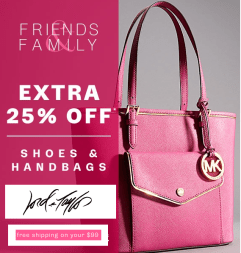 Lord&Taylor 25% off