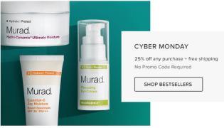 Murad 25% off