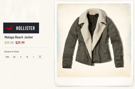 Hollister Sale