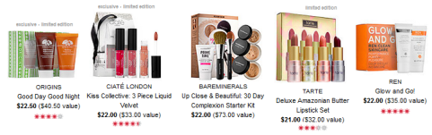 Sephora deals
