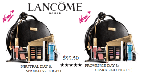 Lancome holiday set 2015