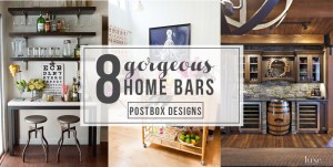8 Home Bar Ideas: for Adults & Tikes Alike!