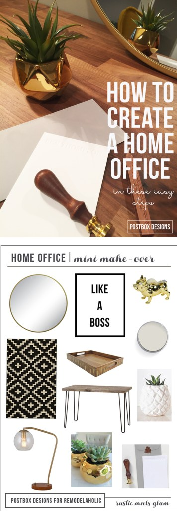 Create the Perfect Home Office with Postbox Designs