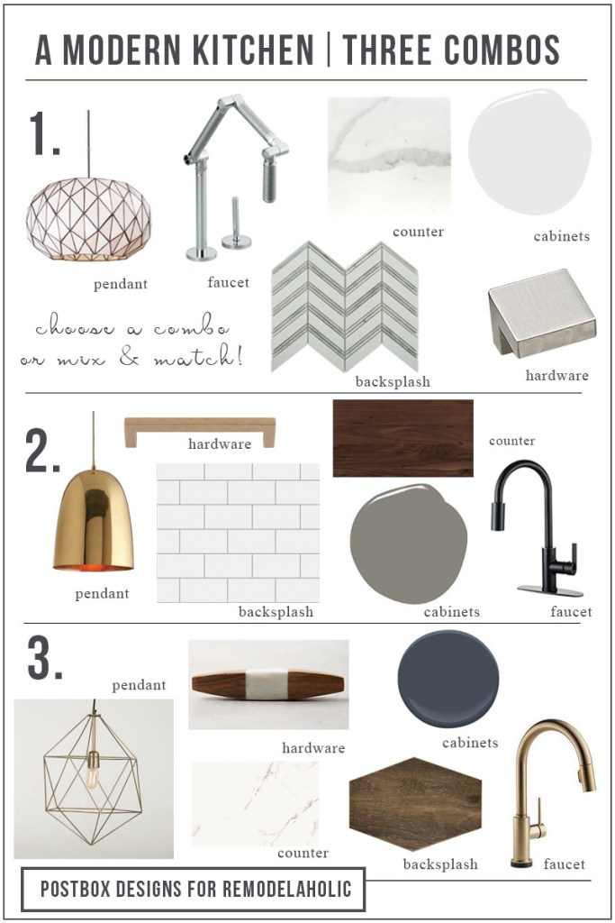 Postbox Designs 5 Day Design Challenge: Day #5: Update your Kitchen with a New Backsplash. Plus find FREE Kitchen Mood Boards, the best places to buy tile, and tips on the perfect tile backsplash installation.
