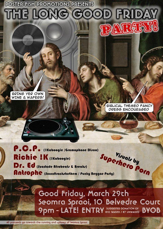 The Long Good Friday 29 March 2013