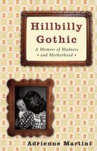 Hillbilly Gothic, postpartum depression book