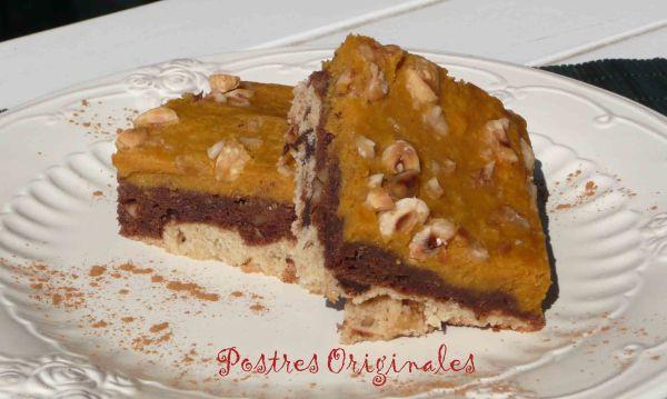 Triple Pecado Cookie + Brownie + Calabaza