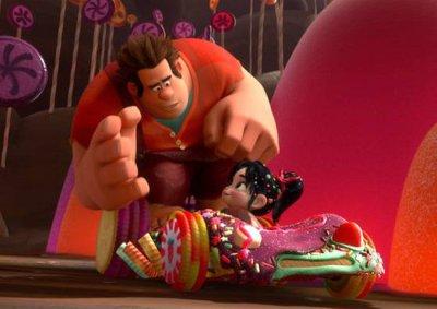 La Cocina en el Mundo de Disney - Rompe Ralph y Vanellope