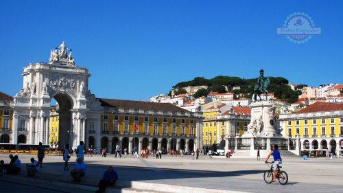 Lisboa - Plaza