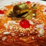 Roscón de Reyes muy fácil