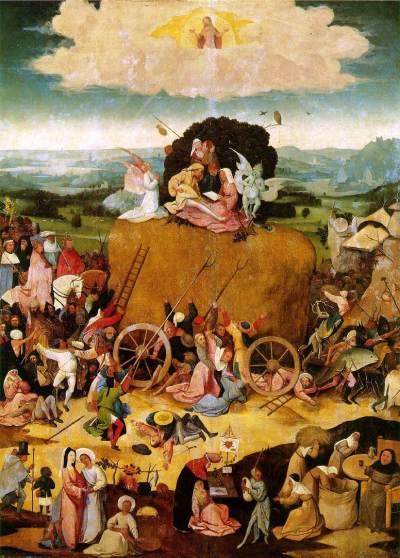El Bosco -el carro de heno