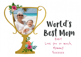 World's best mom - mother's day usa
