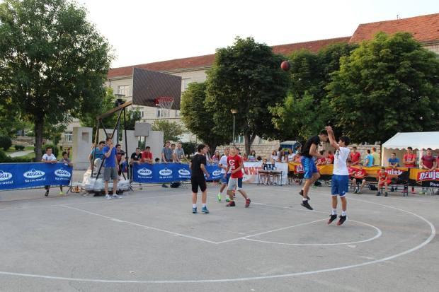 Streetball djeca 12