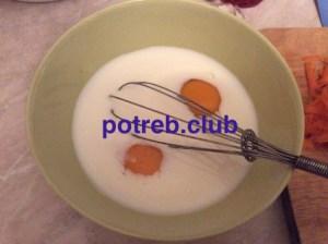 Куриный суп с вермишелью по-татарски