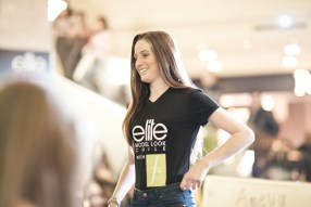 Backstage: Scouting Elite Models 2012