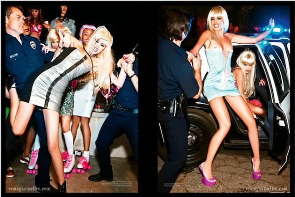 Barby Party para Vs Magazine