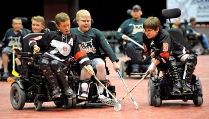 PowerPlay vs. Minnesota - 2014 Powerhockey Cup