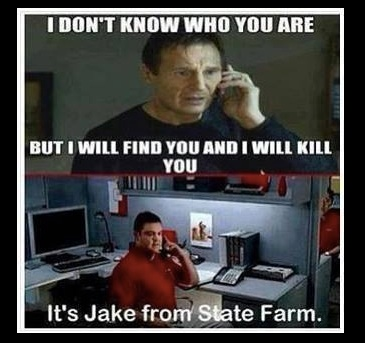 Jake from State Farm copy