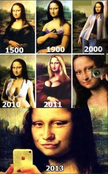 Mona Lisa copy