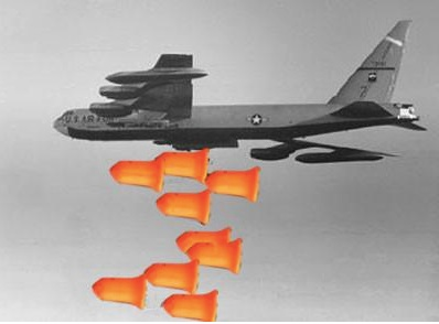B-5 rubber bulletts? copy