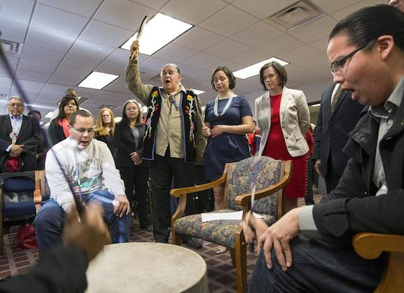 "Minneapolis City Council establishes ""Indigenous People's Day"""