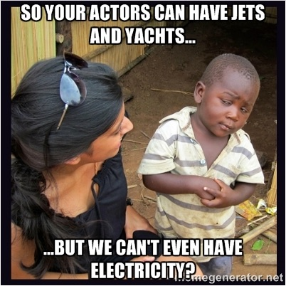 Actors Have Jets copy