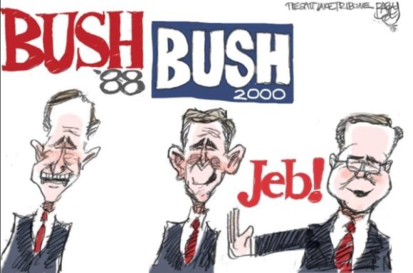 Bush Bush Jeb copy