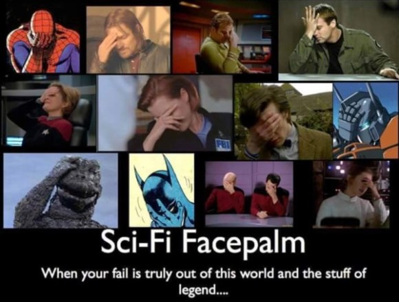 Sci Fi Facepalm copy