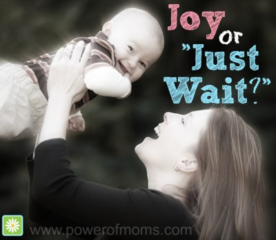 Need an attitude adjustment about being a mom?  Check this out at http://powerofmoms.com.