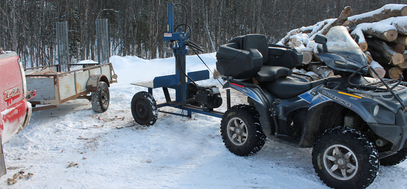 The Buggy Splitter (Static Tow Behind)