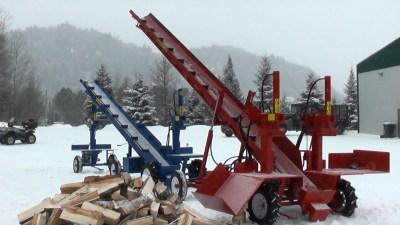 3 machines conveyor high 9