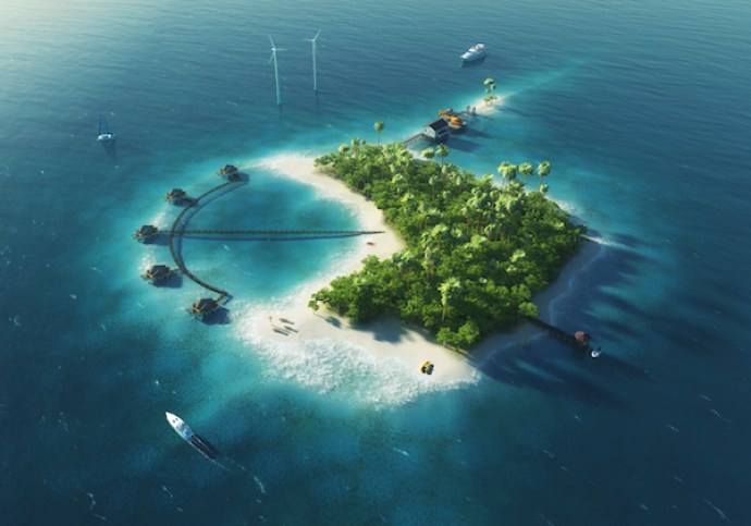 shutterstock_120152059 private island green power