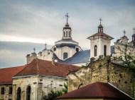 Kościół św. Ducha, Wilno - kopuła