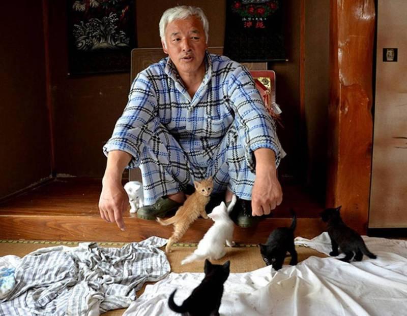 Новое поколение питомцев Наото Мацумура.
