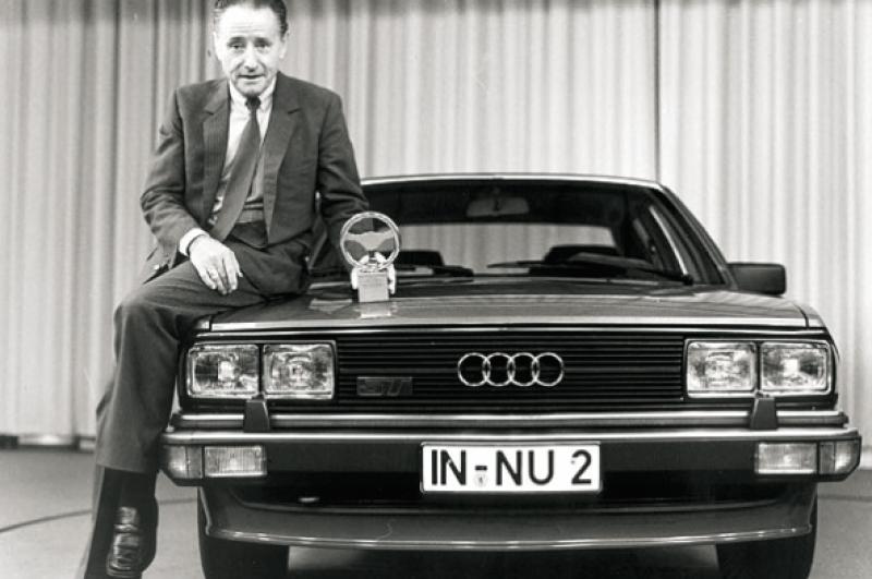 Audi 200 5T, 1980 г.