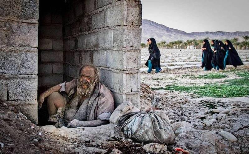 Самый грязный человек в мире.