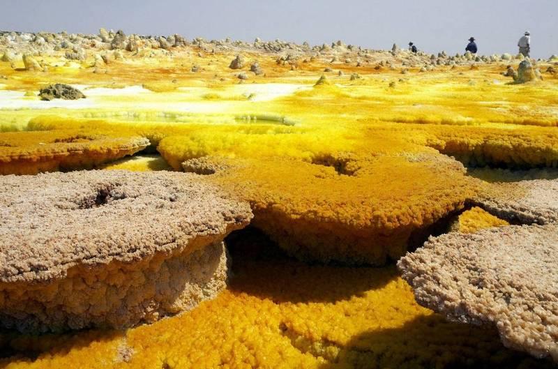 Эфиопские пейзажи