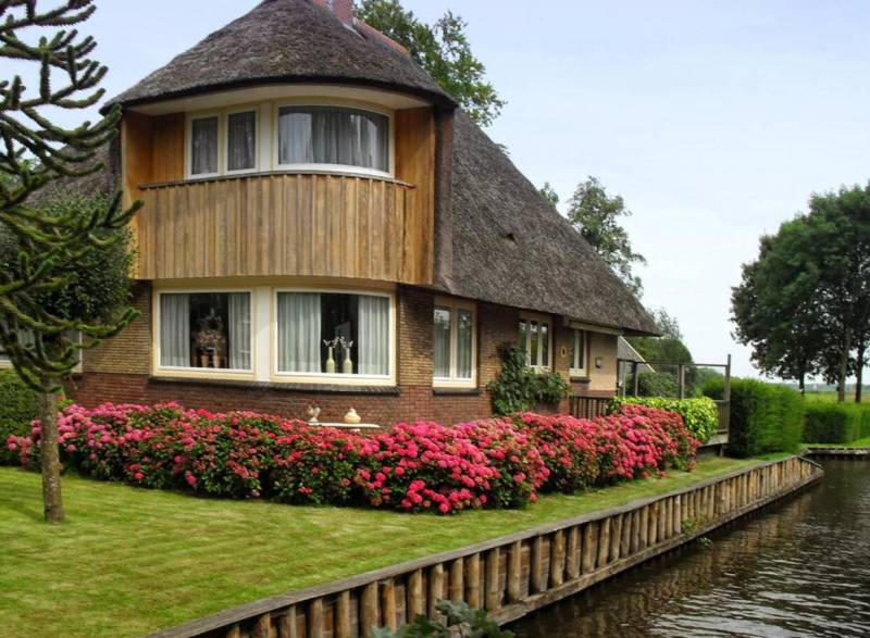 Giethoorn netherland