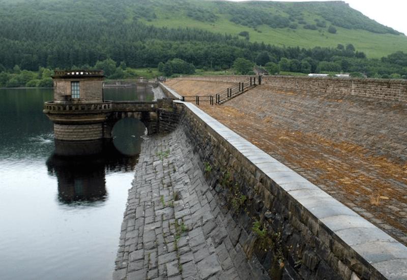 Водохранилище Ледибауэр.