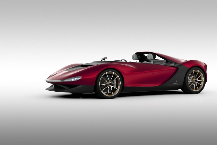 Pinifarina-Ferrari-Sergio