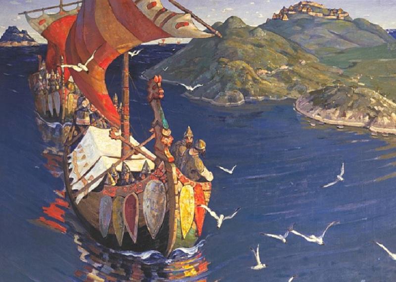 Скандинавские мореплаватели за 500 лет до Колумба впервые посетили Америку. Фотоисточник