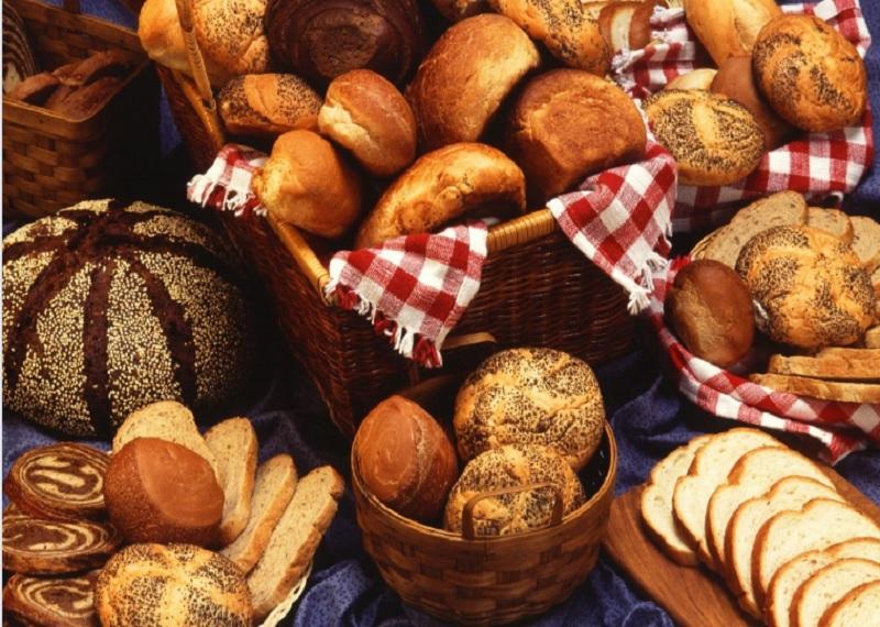 Хлебобулочные изделия содержат клейковину. Фотоисточник
