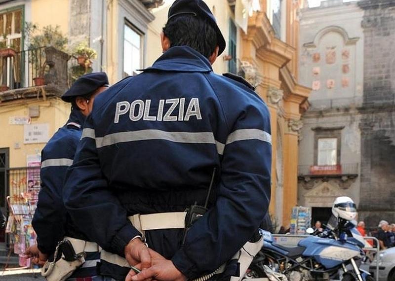 Италия, полиция