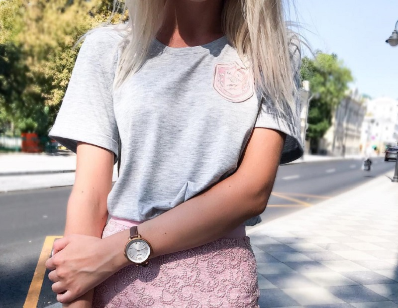 футболка оверсайз, одежда мода 2019