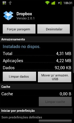 dropbox32gb android 3 uninstall small Como aumentar o Dropbox para 23Gb